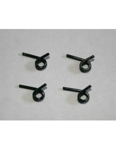 Effortless Clutch Springs - 4 pcs. - 0.9 Rate (Green) (Ascendancy Racing)