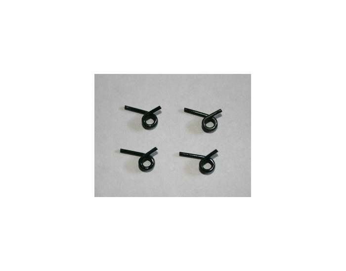 Effortless Clutch Springs 4 pcs. 0.9 Rate (Green) (Ascendancy Racing)