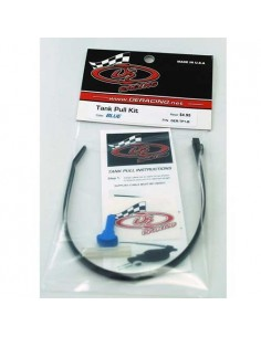 DE Racing - Tank Pull Kit (Blue)
