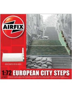 Airfix - European City Steps