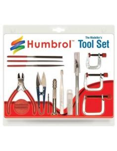 Humbrol - AG9159 - Humbrol - Conjunto Ferramentas Médio  - Hobby Sector