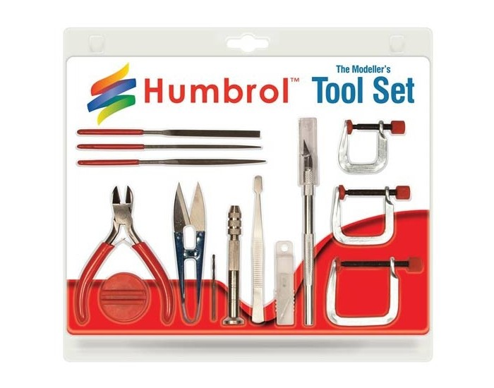 Humbrol - Medium Tool Set