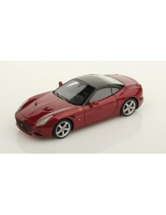 Ferrari California T - Rosso California / Nero Stellato