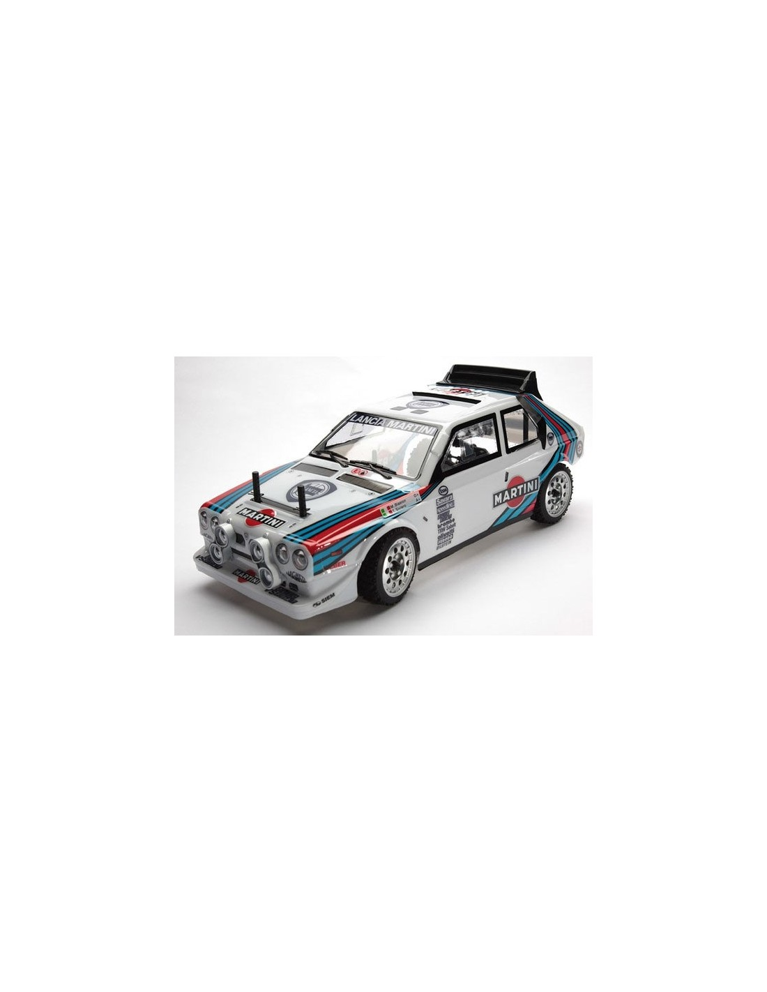 Rally Legends Lancia Delta S4 Painted Body With Decals