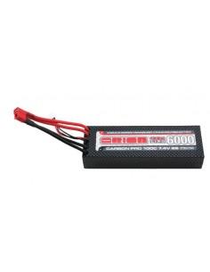 7,4V 6000mAh LiPo 100C Carbon Pro WTS - Deans Plug