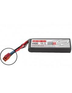 11,1V 4400 3S LiPo 50C - Deans Plug