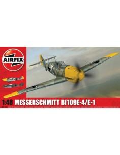 Airfix - Messerschmitt Bf109E-4/E-1