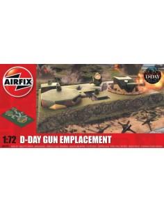 Airfix - D-Day Gun Emplacement