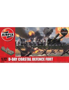 Airfix - D-Day Coastal Defence Fort