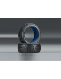 Pneus Hybrids Soft Blue Compound
