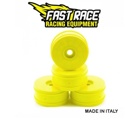 Fast Race - Yellow Wheels Vxl Type V2 (2 pcs.)