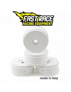Fast Race - White Wheels Vxl Type V2 (2 pcs.)