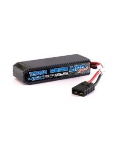 7,4V 1800mAh LiPo 45C Carbon Sport - TRX Plug
