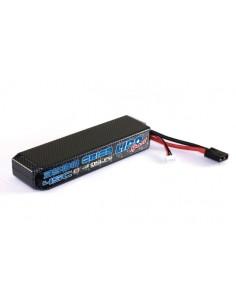 11,1V 3500mAh LiPo 45C Carbon Sport - TRX Plug