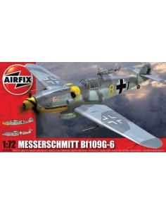 Airfix - Messerschmitt Bf109 G-6
