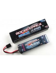 8.4V 4500 mAh NiHM Rocket Pack - TRX Plug