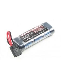 7.2V 1600 mAh NiHM Supercharge - TRX Plug