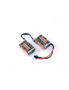 7.2V 1600 mAh NiHM Supercharge - Micro Plug