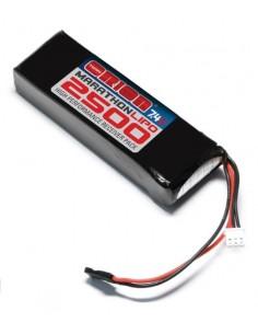 7.4V 2500 mAh LiPo Marathon - Uni Plug