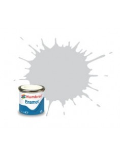 11 Silver Metallic - 14ml Enamel Paint