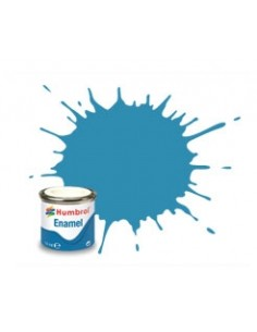 48 Mediterranean Blue Gloss - 14ml Enamel Paint