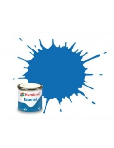 52 Baltic Blue Metallic - 14ml Enamel Paint