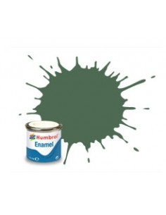 76 Uniform Green Matt - 14ml Enamel Paint