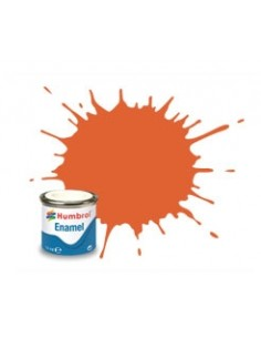 82 Orange Lining Matt - 14ml Enamel Paint