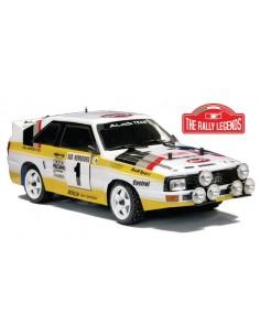 Audi QUATTRO 1985 - RTR