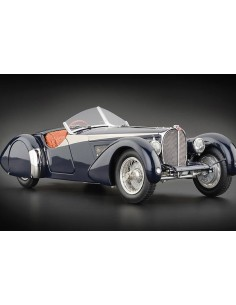Bugatti 57 SC Corsica Roadster Award Winning Version 1938