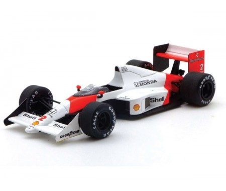 McLaren MP4/5 Nr.2 Winner French GP 1989