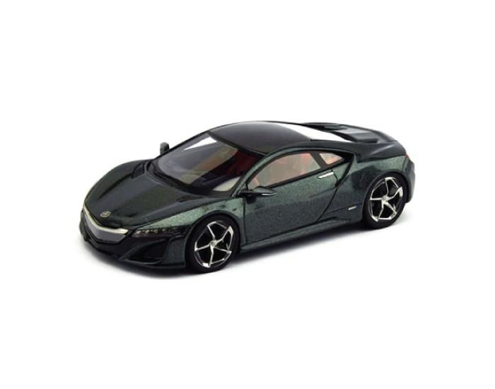 Honda Acura NSX Concept II 2013 North American Auto Show - Dark Grey