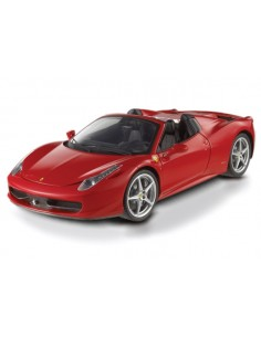 Ferrari 458 Spider 2011 - Red