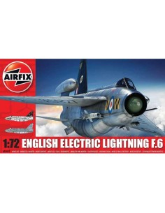 Airfix - English Electric Lightning F.6
