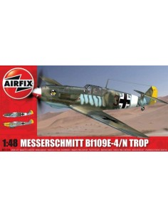 Airfix - Messerschmitt Bf109E-4/N Tropical