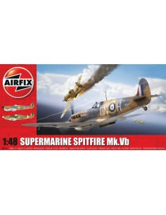 Airfix - Supermarine Spitfire MkVb
