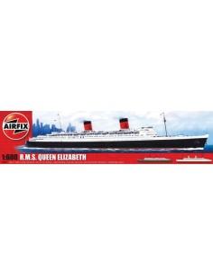Airfix - RMS Queen Elizabeth