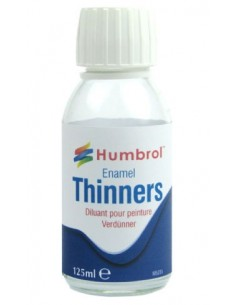Enamel Thinner - 125ml Bottle