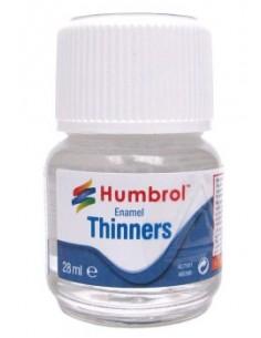 Humbrol - AC7501 - Enamel Thinner - 28ml Bottle  - Hobby Sector
