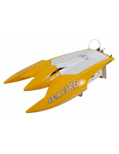 Speedboat Sea Fire Super Brushless - RTR