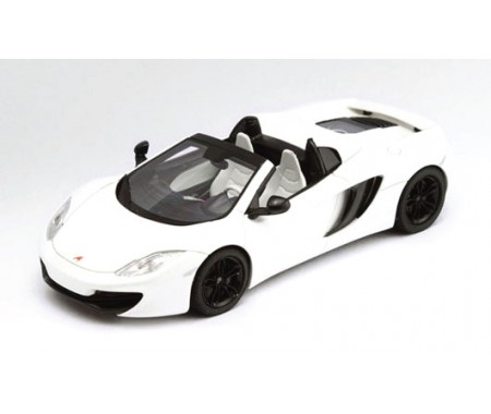 McLaren MP4-12C Spider LHD 2012 - White