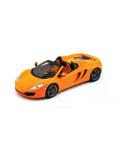 McLaren MP4-12C Spider LHD 2012 - McLaren Orange