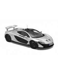 McLaren P1 XP2R Nürburgring Development Vehicle 2013 - Silver and Black