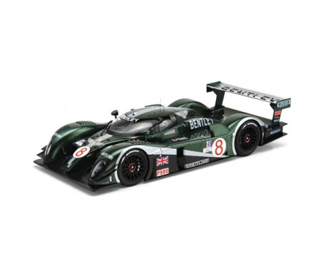 Bentley Speed 8 Nr.8 3rd 12 Hours Sebring 2003 - Green and Silver