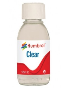 Clear Gloss - 125ml Bottle