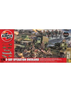 Airfix - D-Day Operation Overlord Gift Set