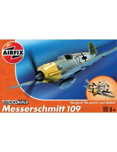 Airfix - QUICK BUILD Messerschmitt 109