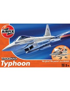 Airfix - QUICK BUILD Typhoon