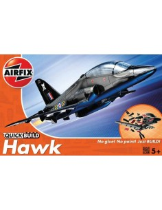Airfix - QUICK BUILD Hawk