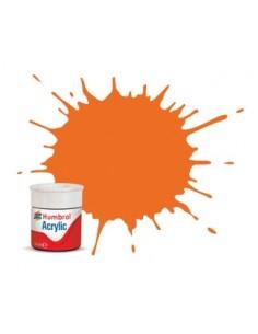 18 Orange Gloss - 12ml Tinta Acrílica